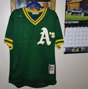 Oakland Athletics MLB Cooperstown Authentic jersey